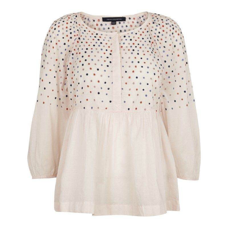 Shirt with stars, French Connection