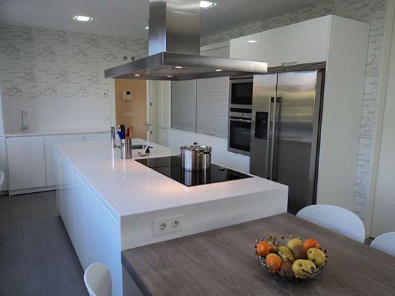 Un frigor fico para cada cocina dise os de cocinas for Cocinas 70 cm ancho argentina