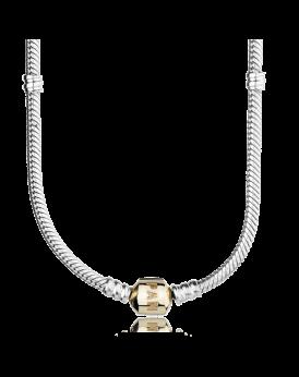 64ded4917 ... discount code for pandora boutique officielle collier à charms pandora  bicolore 20 442b5 5492a