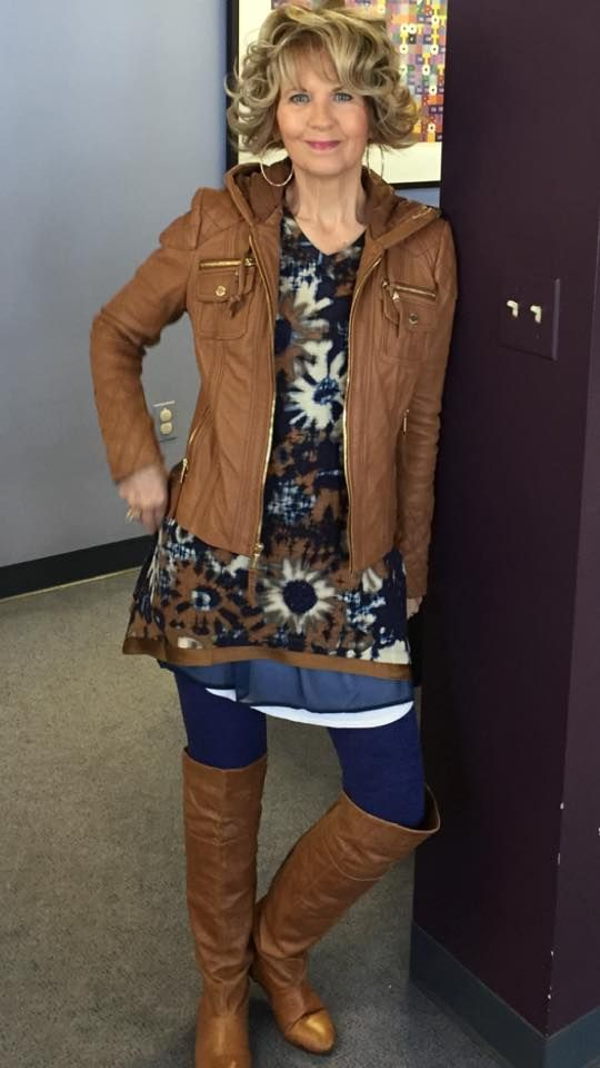 I Love Logo Lori Goldstein Qvc Lots Of Layering Over The Knee Boots