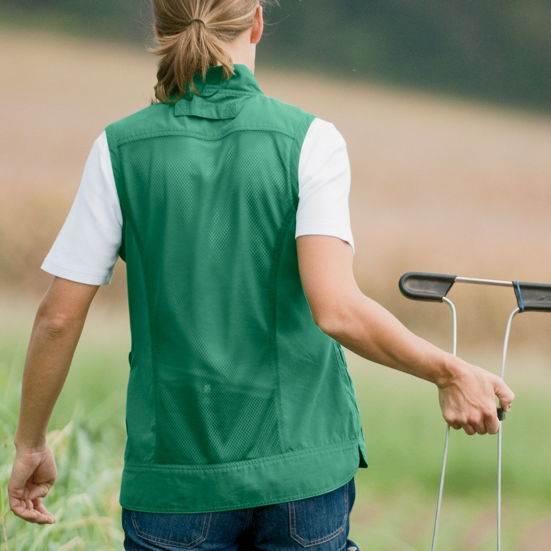 Womens Lightweight Utility Gardening Vest Duluth Trading