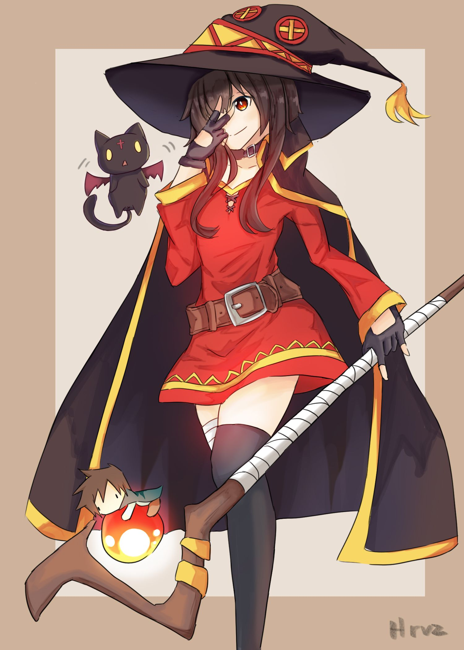 Pin by _ _iq_is_thicc_af_ _ on Megumin Anime, Top 5