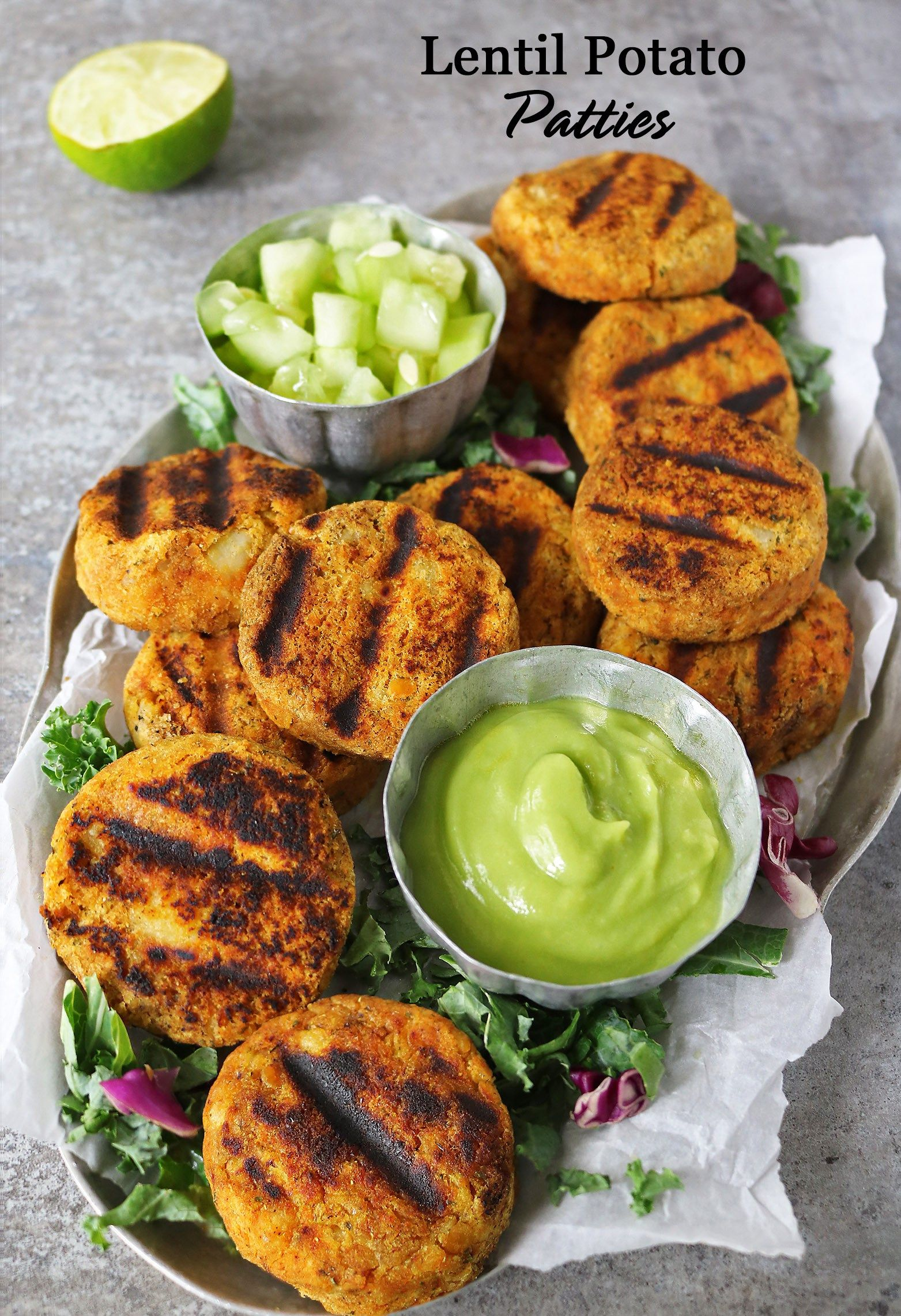 Lentil Potato Patties Recipe Lentil Recipes Veggie Patties