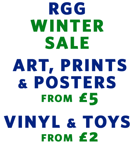 Richard Goodall Gallery Thomas St Manchester 2015 Winter Sale