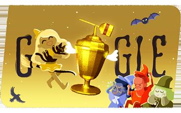 Google Doodles Halloween Google Doodle Halloween Google Doodles