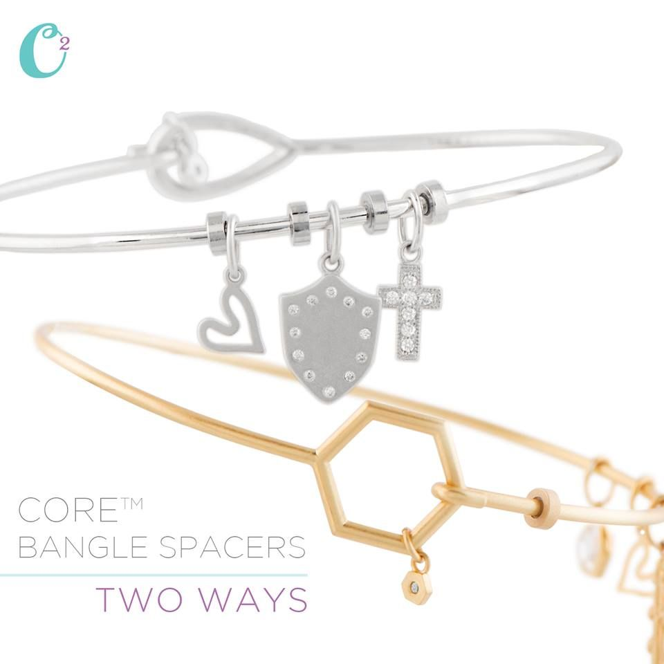 Attract all good things in a new way with core bangle spacers origami owl charm bracelets made from pieces found in our core collection every one of the pieces are chosen by you to make your perfect personal jeuxipadfo Gallery