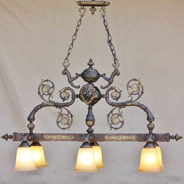 10700 6 old world european solid brass casting chandelier dining 10700 6 old world european solid brass casting chandelier aloadofball Images
