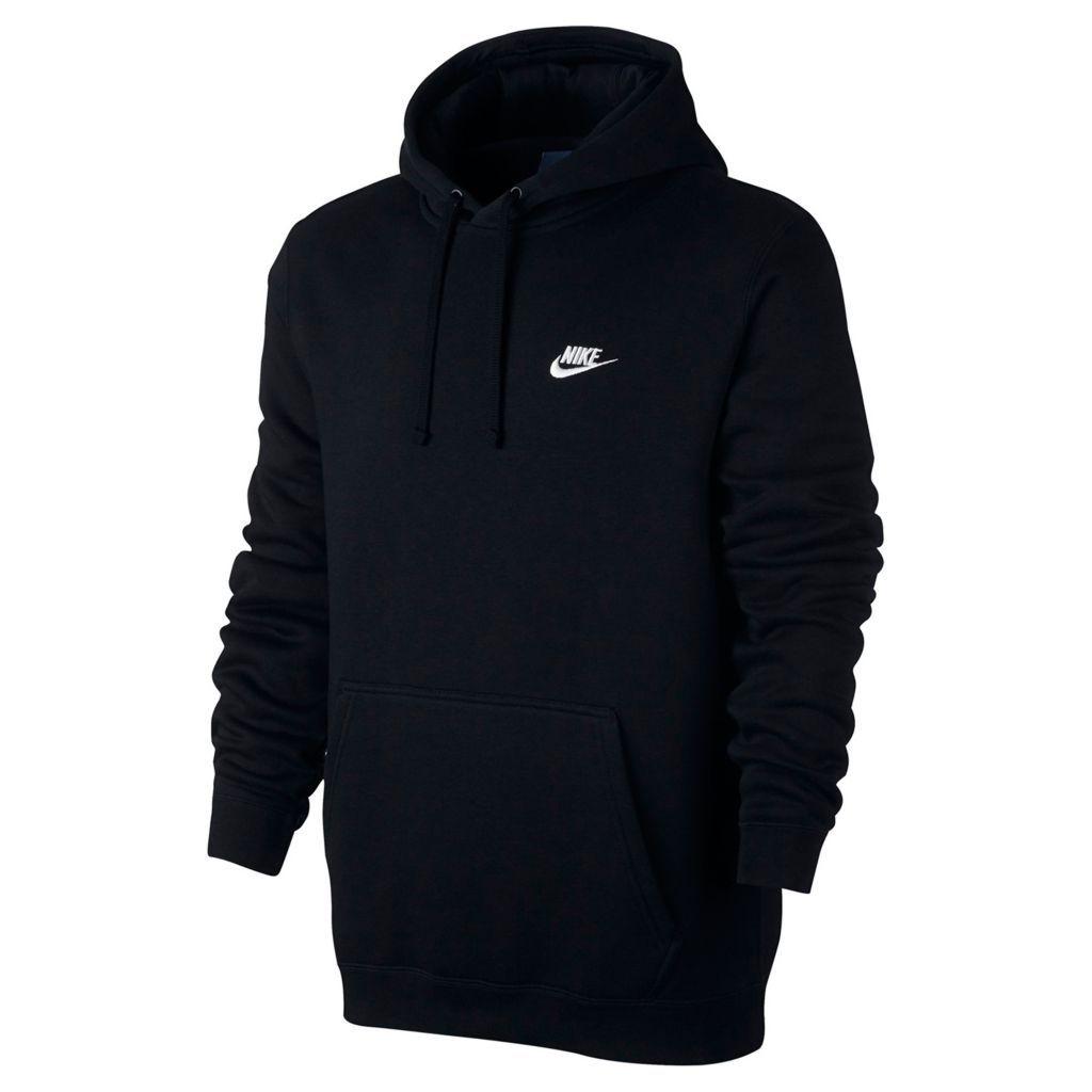 Men's Nike Club Fleece Pullover Hoodie | Kohls in 2020 ...