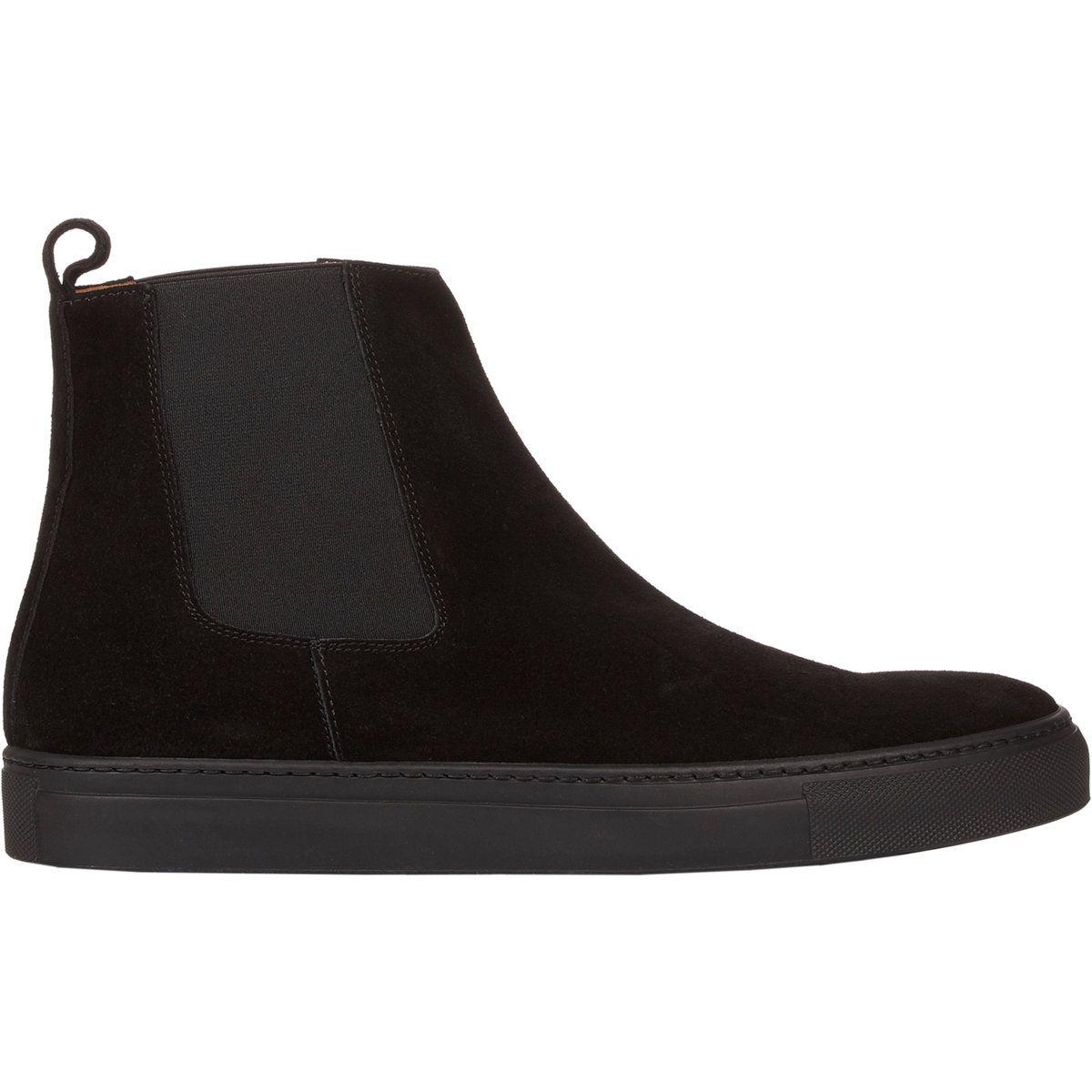 0001f14b275ea Men's Black Chelsea Sneakers | SNEAKERS | Barneys new york, Chelsea ...