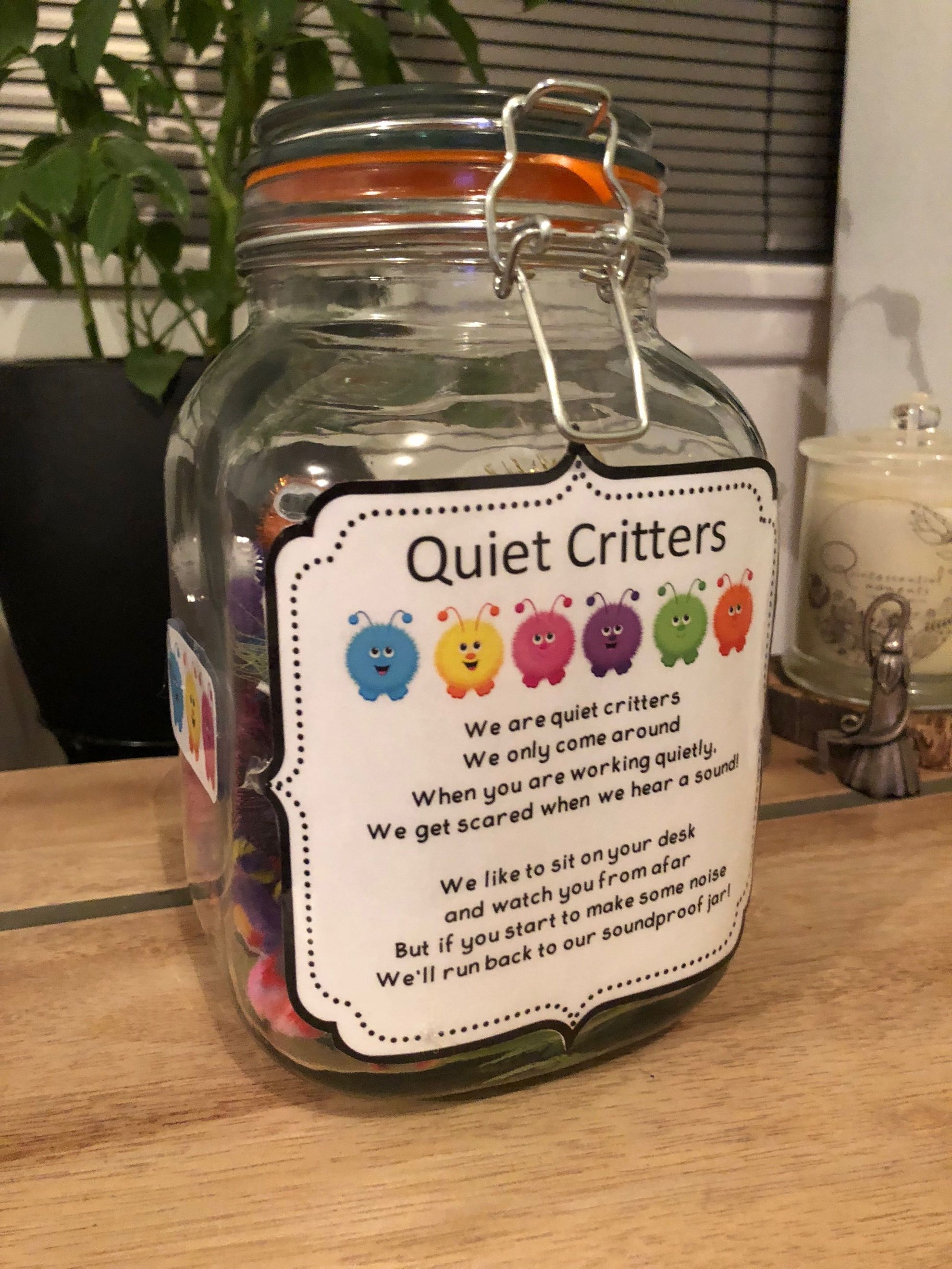 Quiet critters - guest blog post from a preservice teacher about how she used these little critters to maximize student engagement during silent reading. #quietcritters Quiet critters - guest blog post from a preservice teacher about how she used these little critters to maximize student engagement during silent reading. #quietcritters Quiet critters - guest blog post from a preservice teacher about how she used these little critters to maximize student engagement during silent reading. #quietcr #quietcritters