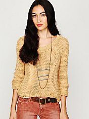 Mustard yellow and burnt orange...love that color combo...