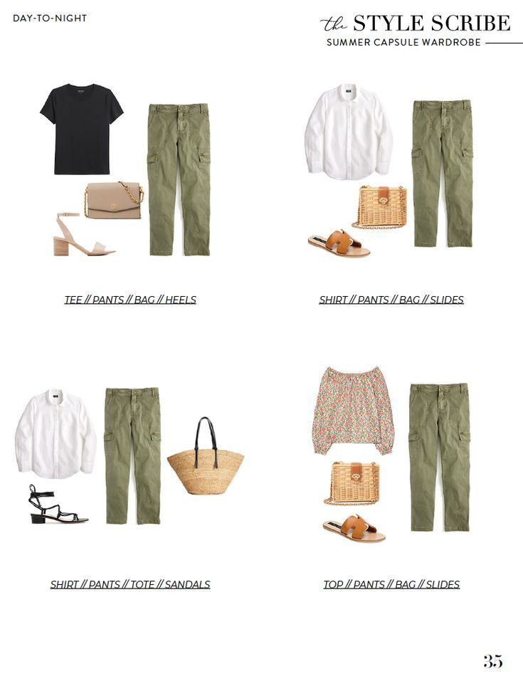 Summer 2020 Outfit Wardrode #outfitideas #summeroutfits