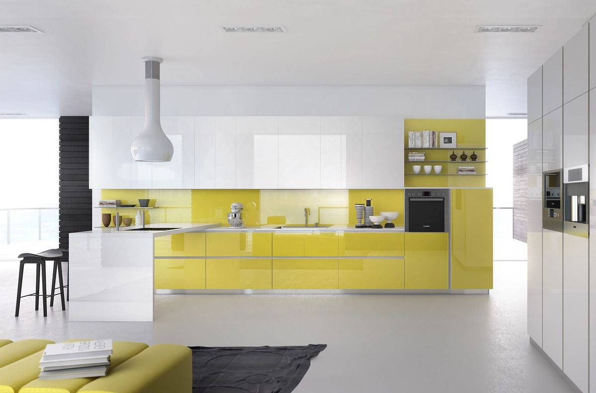 Incroyable Gorgeous Kitchen Designs With Perfect Furniture Decoration