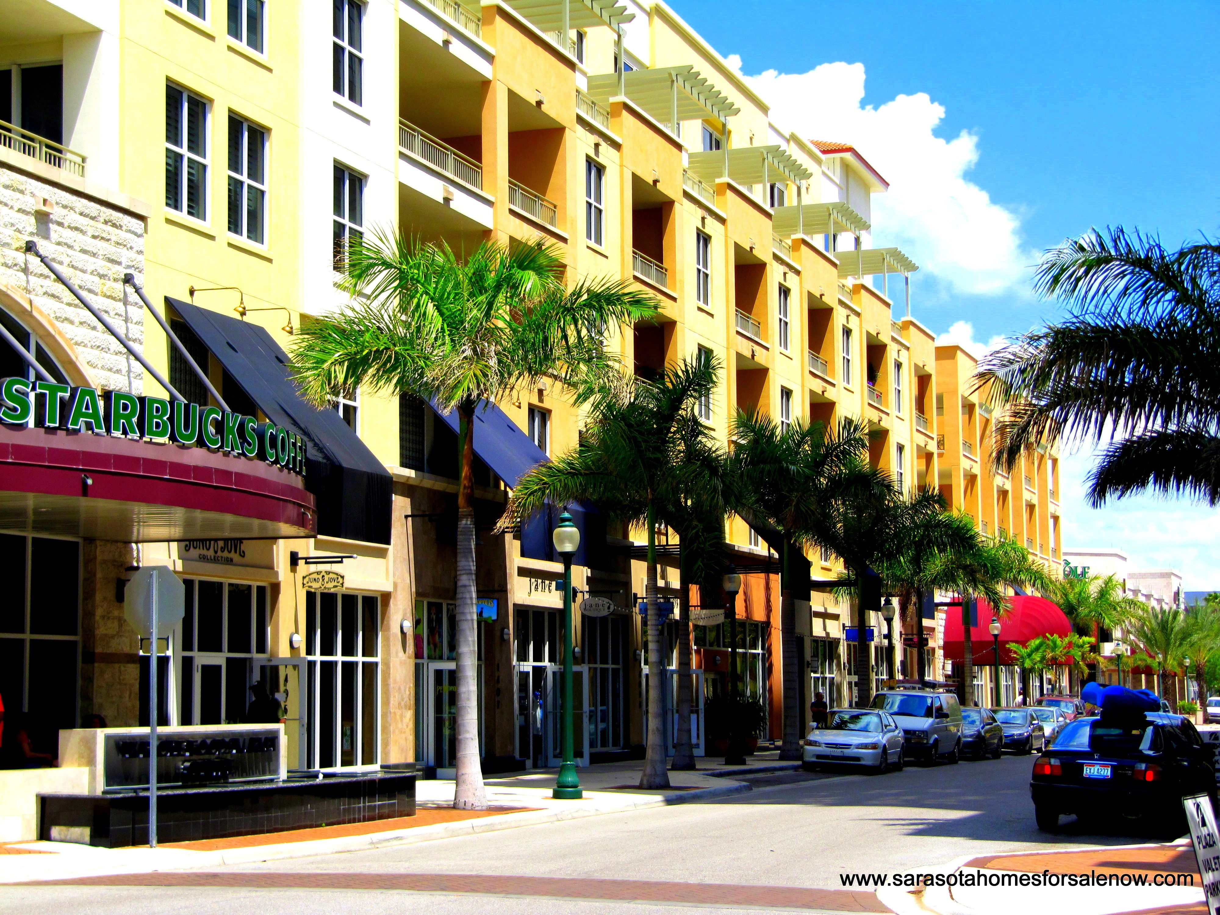 Safe New Vibrant Sarasota S Downtown Offers Easy Walking