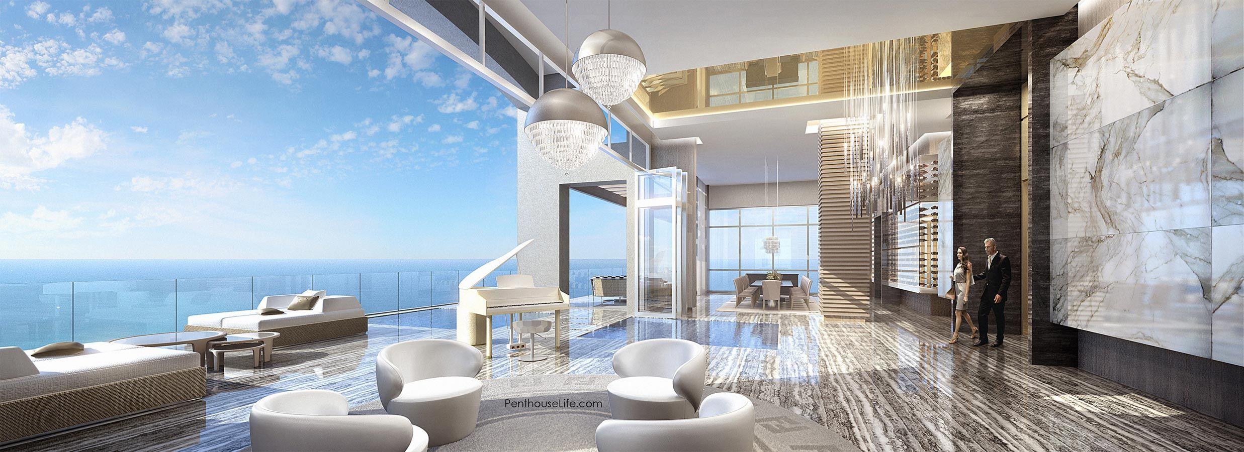 Jade Beach Penthouse PH4304 17001 COLLINS AV PH4304 Sunny Isles