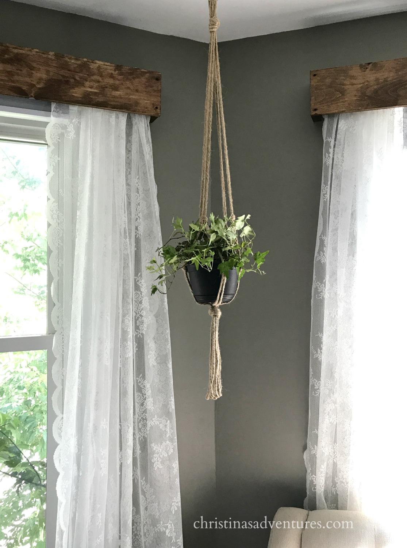 Photo of DIY wood window valance – Christinas Adventures