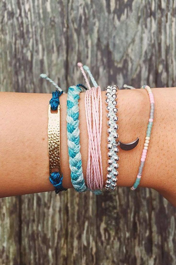 Charm Bracelet - Colors Splash by VIDA VIDA U1nyET5R