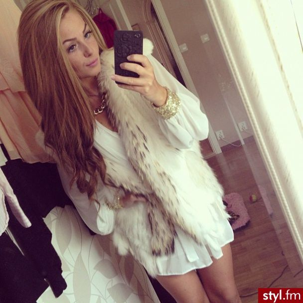 Fur Vests Fashion Trend