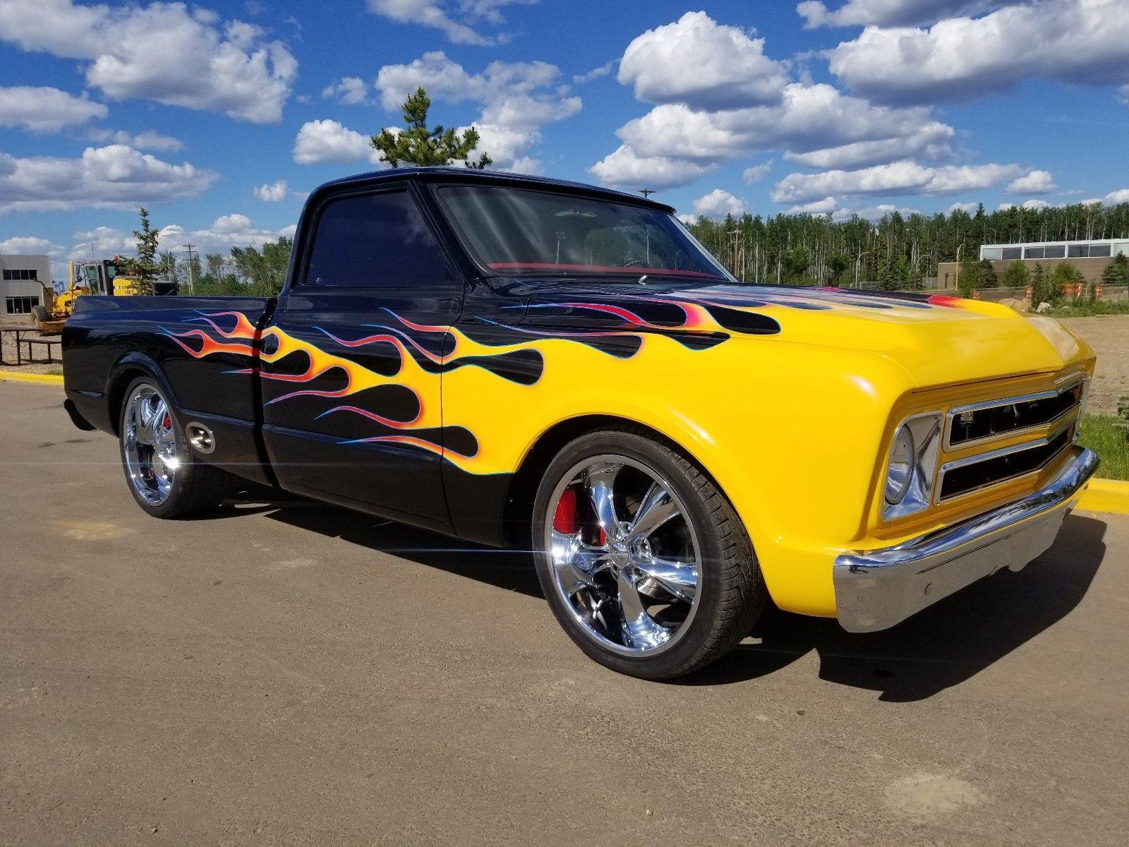 badass 1967 Chevrolet C 10 custom | Custom trucks for sale ...