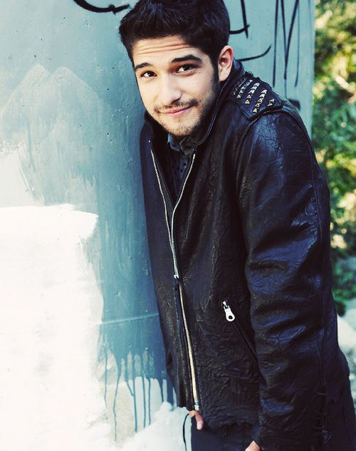 Photo of tyler posey – I haven't even seen Teen Wolf but he's a cutie!!