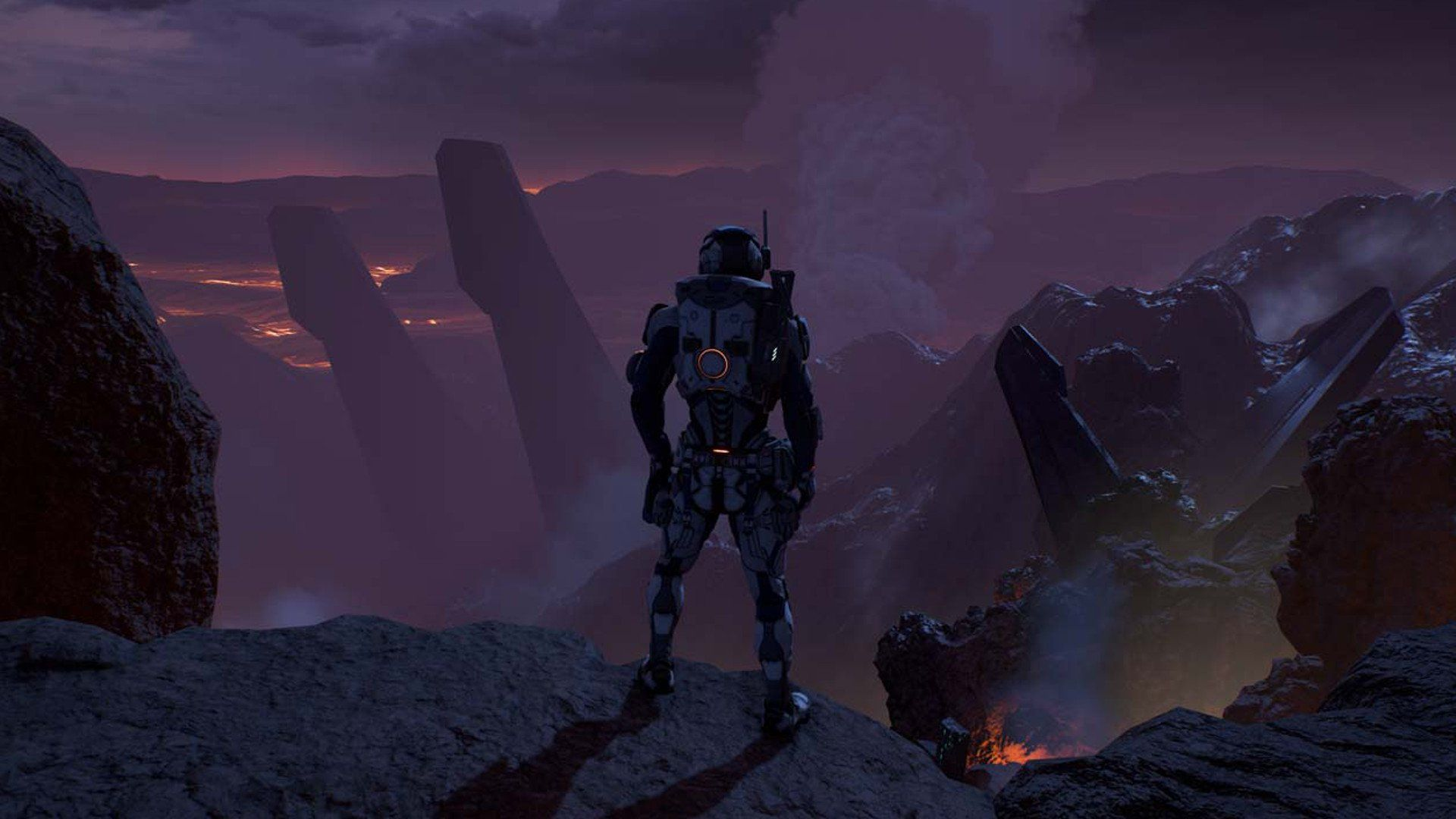 Mass Effect Andromeda Now Plays In 4k On Xbox One X Consoles For