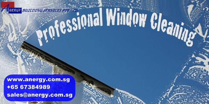 Window Cleaning Service Anergy Building Services Is One Of The Best Company In Singapore And We Provide The Supply Of Windo Window Cleaning Services Window Cleaner Cleaning Service