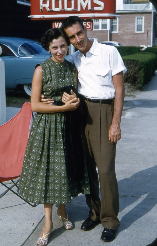 Cute Couple 1957 Fifties Fashion Vintage Fashion 1950s Vintage Fashion