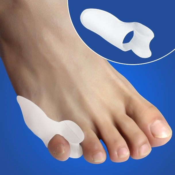 Buy Gel Toe Separator, iLefun Five Toe Bunion Corrector