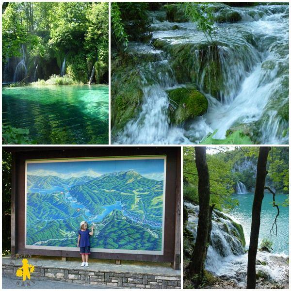 Camping Plitvice: Itinéraire Camping-car En Croatie...en Famille