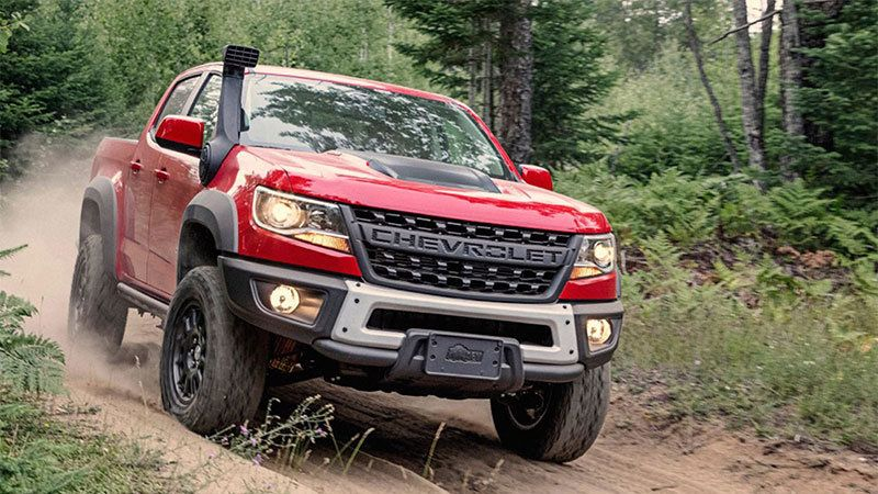 Chevrolet Colorado Zr2 Bison Aev Off Road Pickup Pricing Revealed