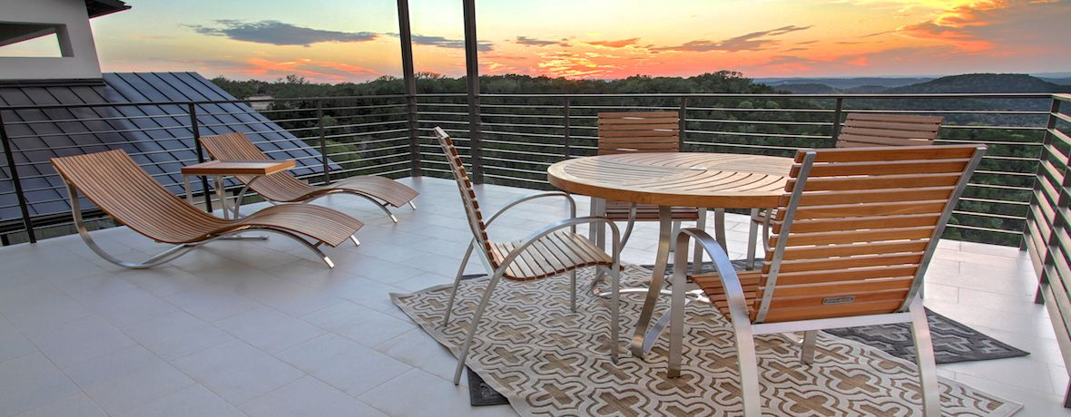 Outdoor Patio Furniture, Hill Country, Chaise Lounge Chairs, Contemporary Patio  Furniture, Austin