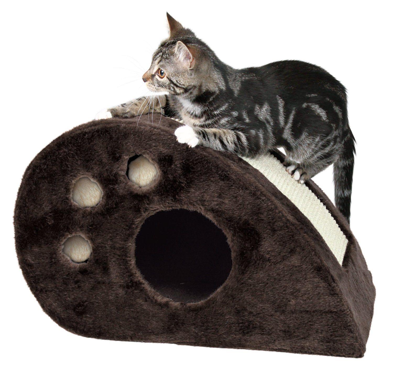 15 Cool Pieces Of Cat Furniture Http Www Pinterest Com Emmagangbar Boards Cat Scratcher Cat Condo Pets Cats