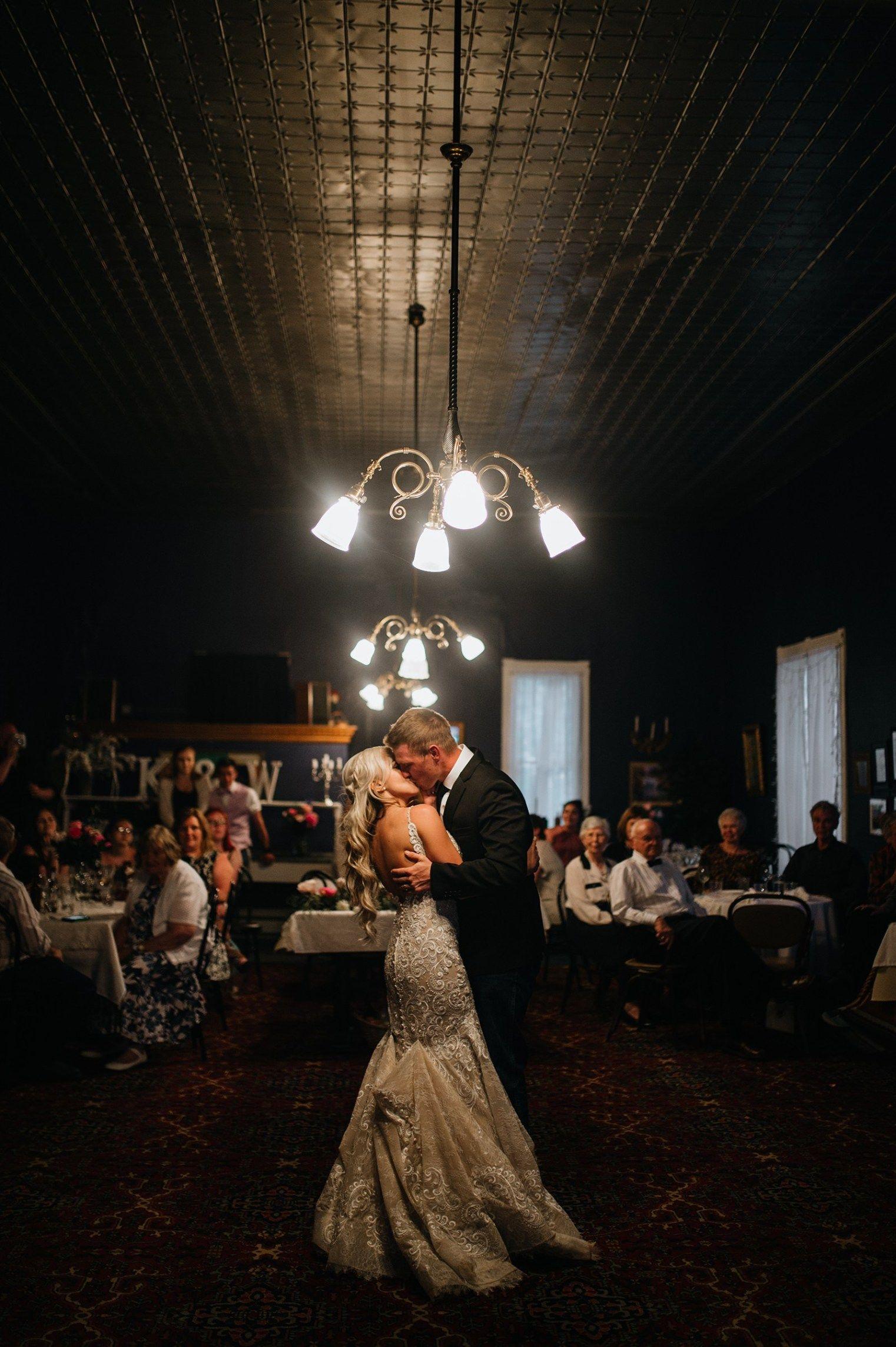 Ouray Colorado Wedding Hotel wedding receptions