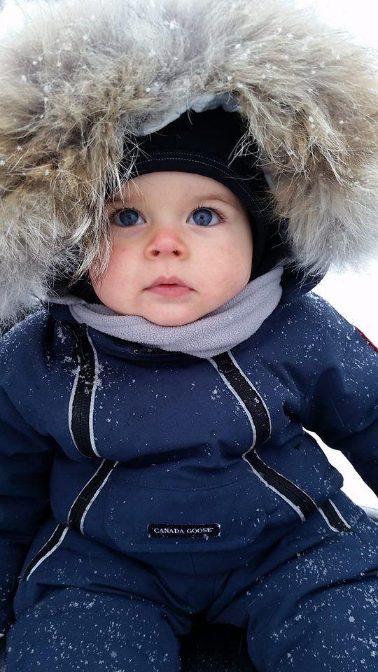 Canada Goose Jakke Baby