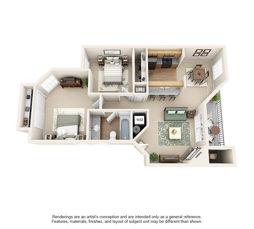 Steadfast Floorplans Wohnung Haus Architektur