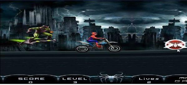 Игра Удивительный Человек Паук - играть онлайн бесплатно ...