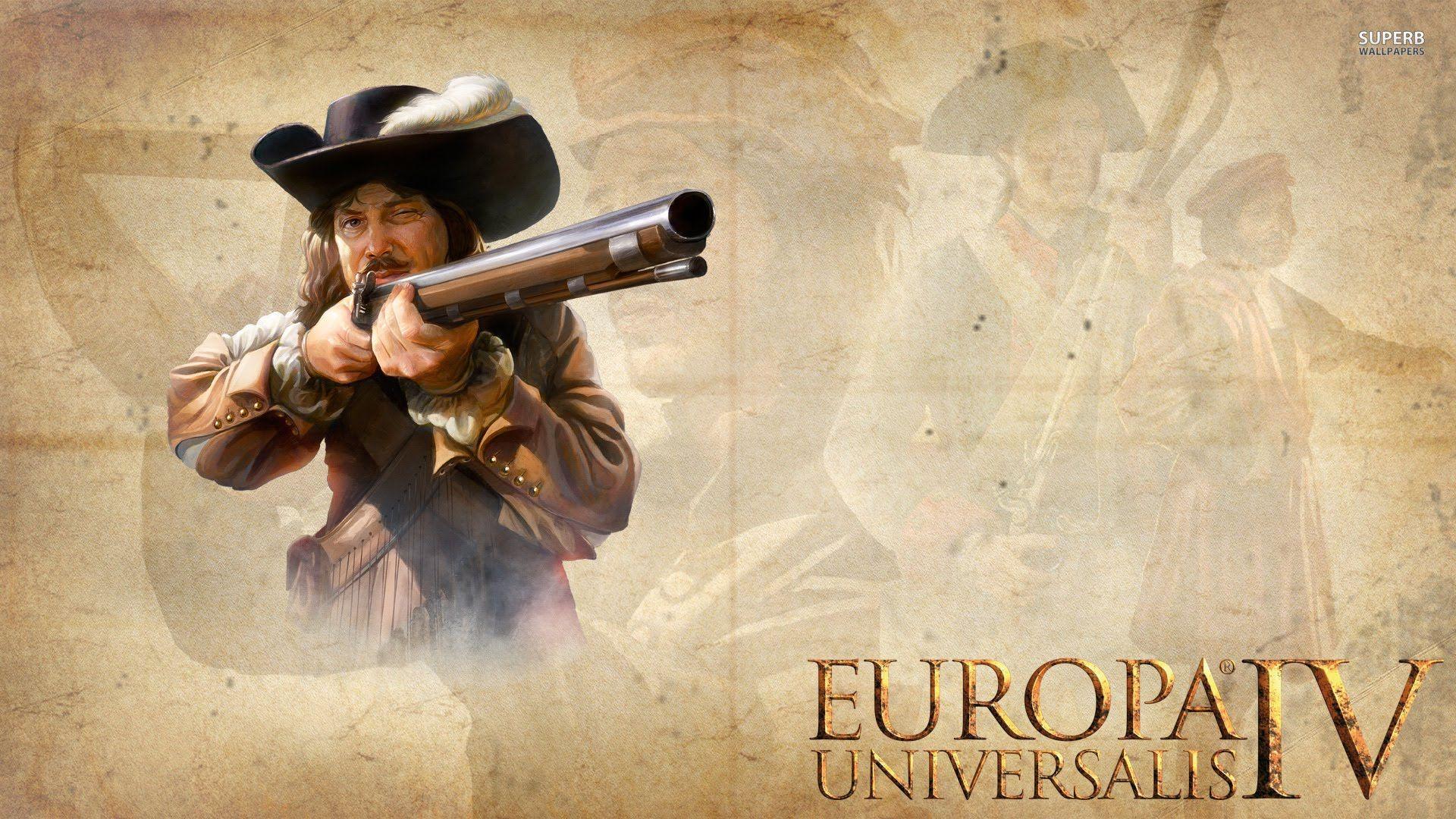 Europa Universalis 4 Gameplay 1080p Europa Universalis