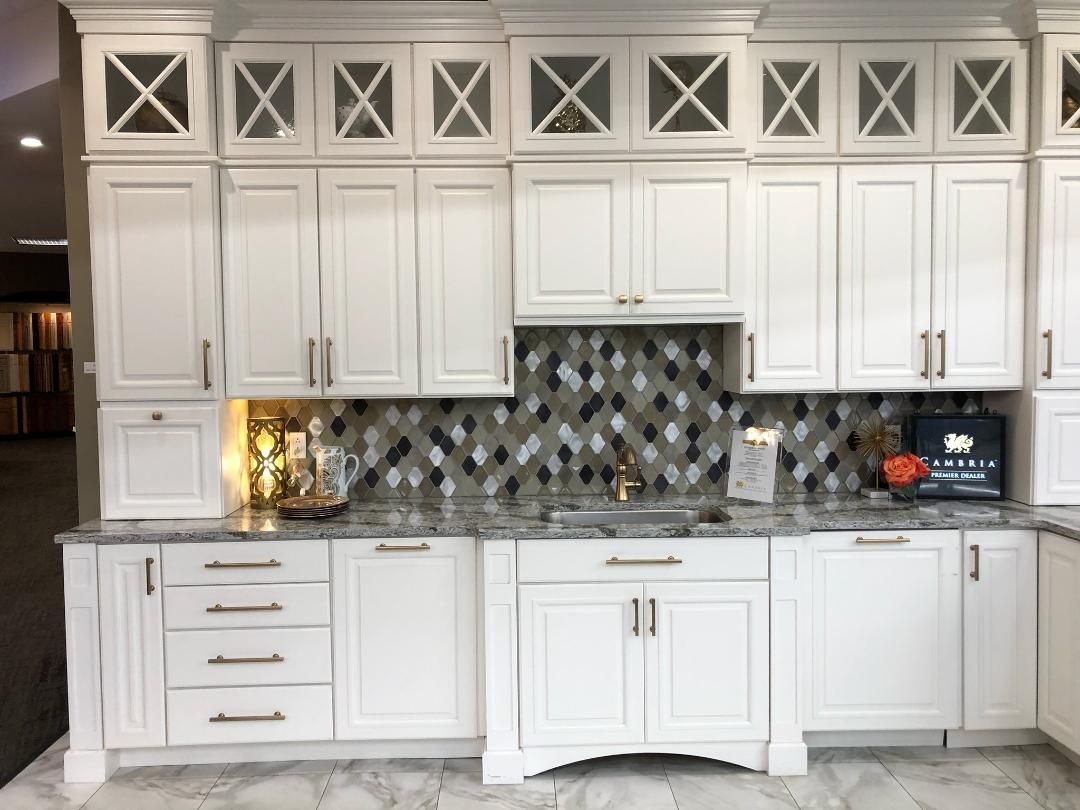 Full Overlay, or Partial Overlay on Kitchen Cabinets, the ...