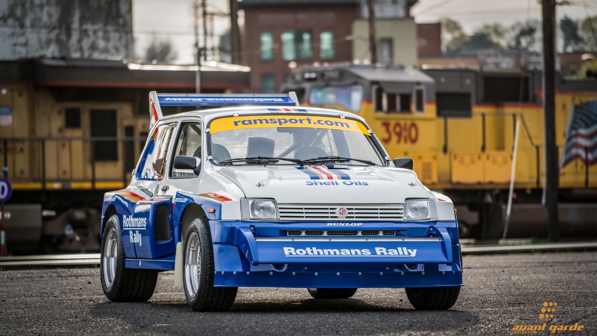 1985 MG Metro 6R4 ClubmanChassis Number SAXXRWNP7AD570105217 ...