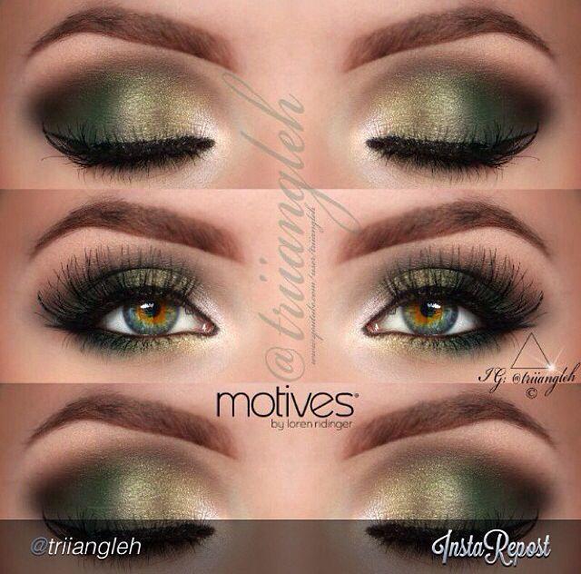 Top 10 Simple Smokey Eye Makeup Tutorials For Green Eyes Groovy