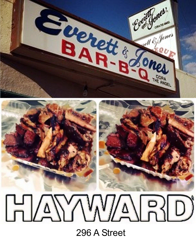 Everett And Jones Barbeque Restaurant In Hayward
