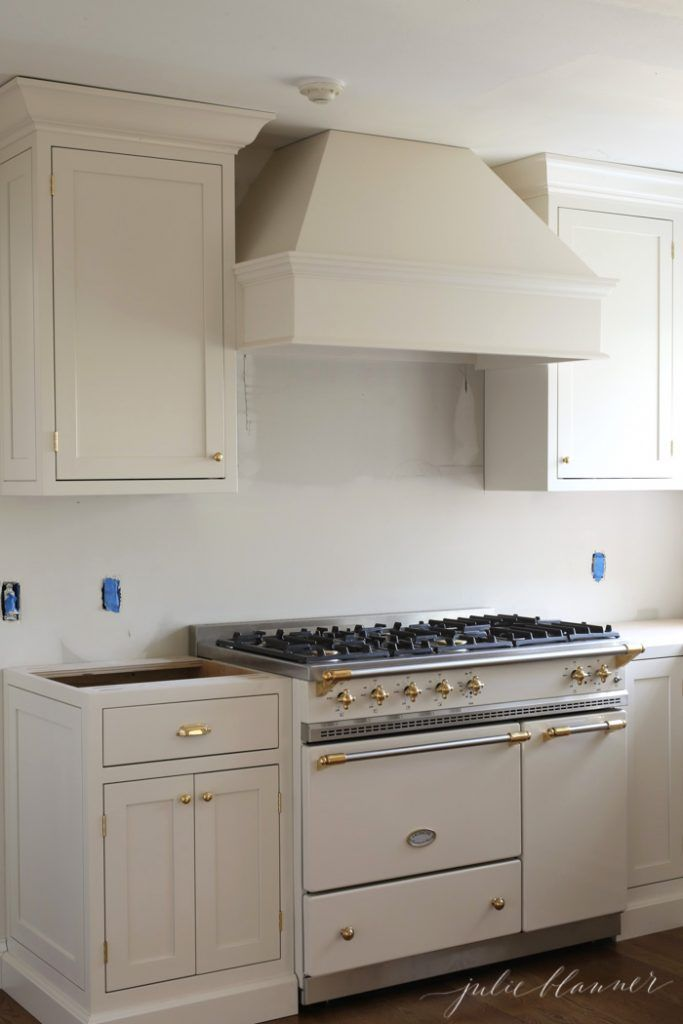 Kitchen Cabinet Hardware Hinges Island Unlacquered Brass Knobs And Pulls Near Our Stainless Hood Though
