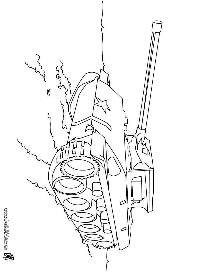 Army Vehicles Coloring Pages Tank Coloring Pages Tank Drawing Coloring Pages For Boys