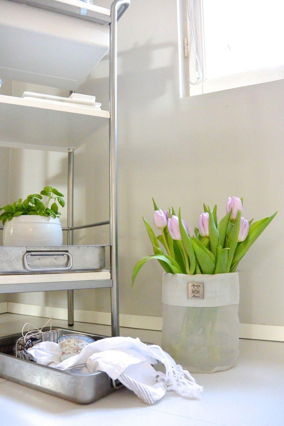 Keittiön vaunu, Ikea - A&A at HoMe   Lily.fi