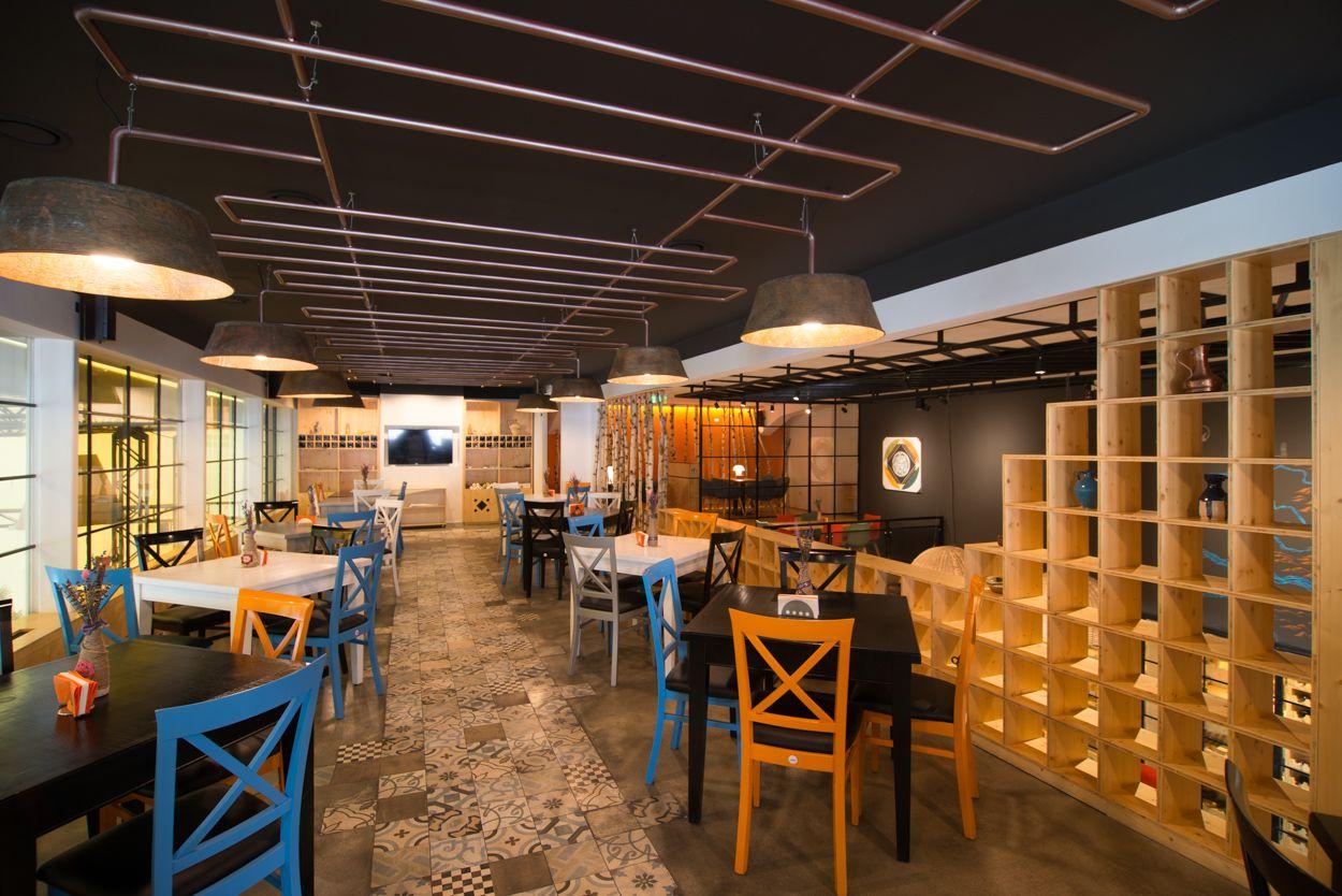 Mobilier Custom Made Pentru Restaurante Restaurant Pizza Bar Decor
