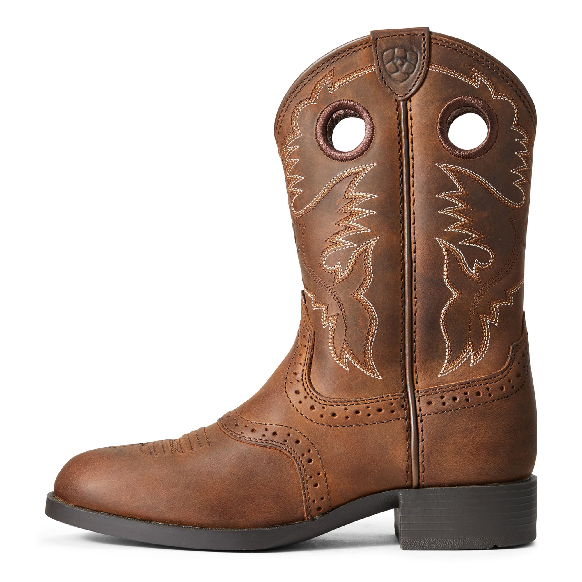 Heritage Stockman Western Boot in 2020