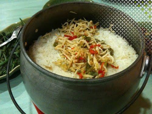Nasi Liwet Sunda Resep Sederhana Resep Masakan Asia Resep Masakan