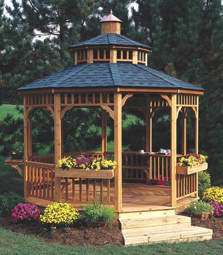 Handy Home San Marino 10' Gazebo At Menards®