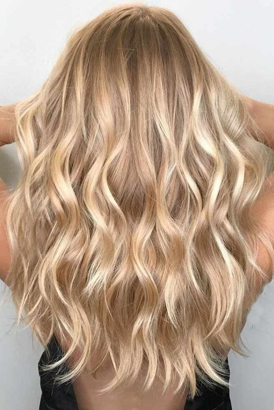 Photo of Fashionable hair color 2019 for long hair: basic trends and trends in the photo