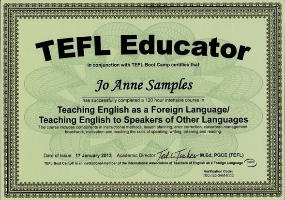 UNI-Prep is offering you numerous of TESOL certificate programs ...